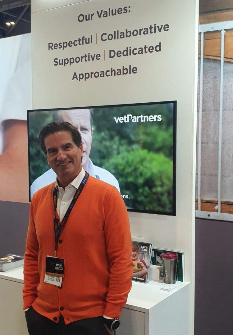 David Giraldi, CEO di VetPartners Italia e leader dell'Ospedale degli Animali di Ferrara, parla dei vantaggi di far parte di VetPartners
